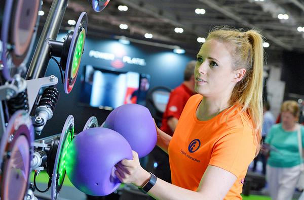Fitness professionals can discover the latest product innovations at the show