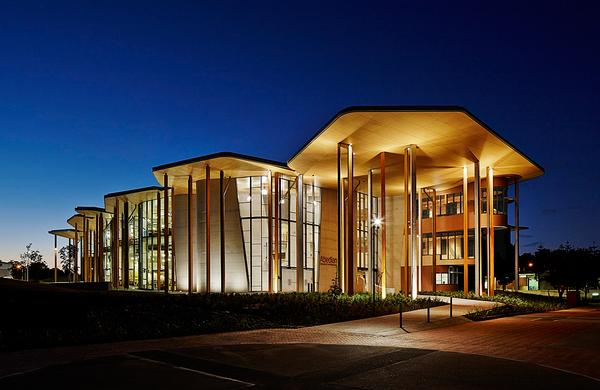 The Abedian School of Architecture, Queensland