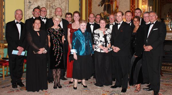 Wainwright was a supporter of SRA long before she stepped into the role of CEO, once attending an SRA dinner at Buckingham Palace