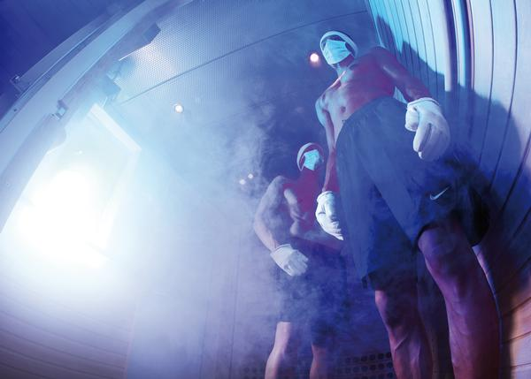 Cryotherapy presents a commercial opportunity for clubs