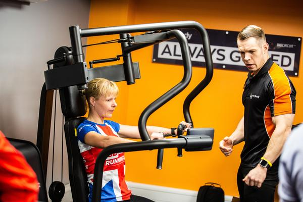 Technogym's Biocircuit offers Macclesfield Leisure Centre members a fully-guided workout