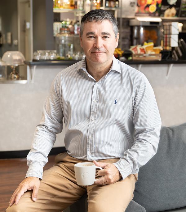 Justin Musgrove, CEO, Bannatyne