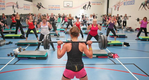 Group exercise members are loyal – one of the benefits of creating a community