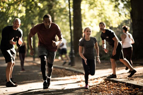 BMF's new Crossrun programme caters for people wanting to train for a 5k, marathon or ultra-marathon