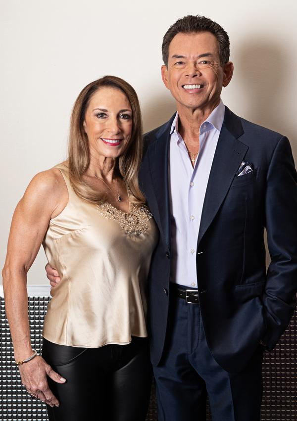 Lynne & Victor Brick