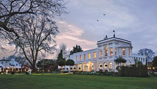 The 18th century property has been carefully restored and renovated