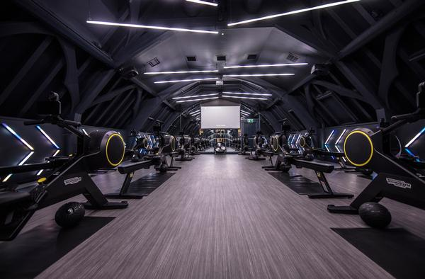 Technogym Skillrow at The Engine Room, London