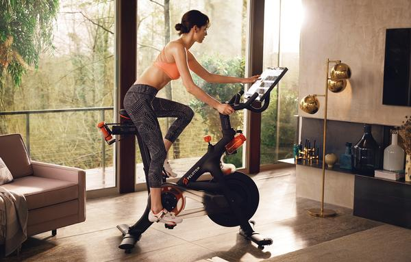 Canarick says the battle is on for the number two slot in the home fitness market, after Peloton