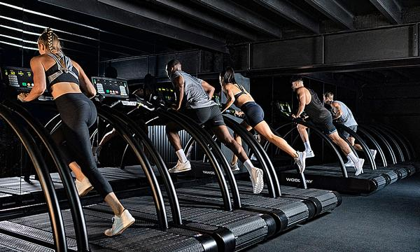 Health & Fitness: Working it