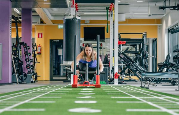 Taru and Päivi were always passionate about following global fitness trends and bringing them to their clubs in Finland