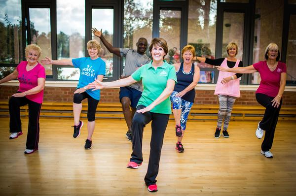 Move It or Lose It trains health and fitness instructors to  work with older people