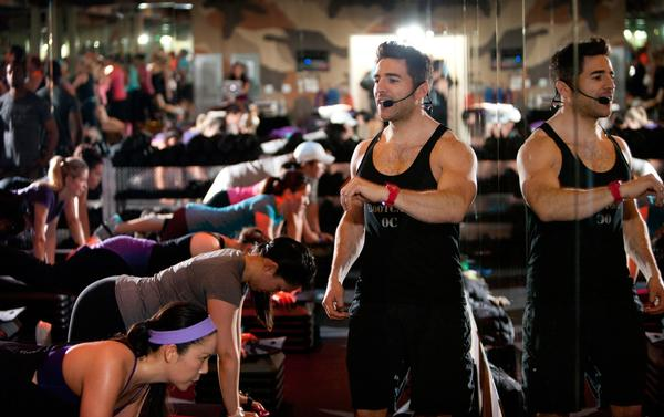 Barry's Bootcamp founder Joey Gonzalez created the concept which is now being scaled by North Castle