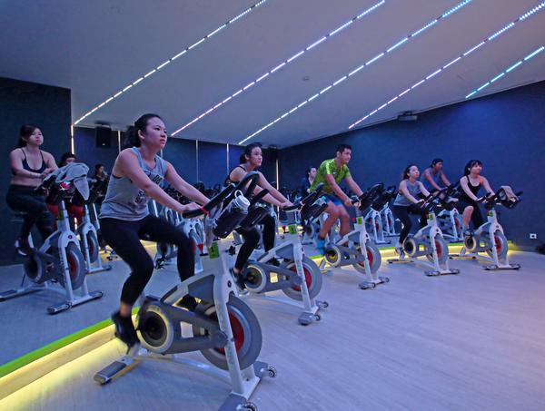 RIDE was one of the first fitness boutiques to open in Indonesia