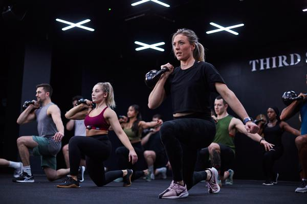 Third Space Islington offers more than 100 group classes every week