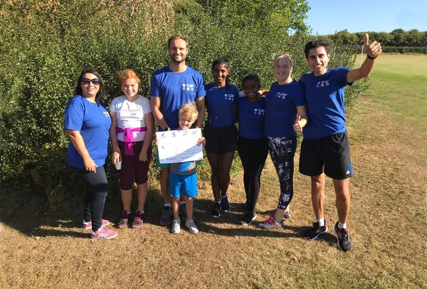 Lawton's GP surgery connects with local groups and patients to encourage activity