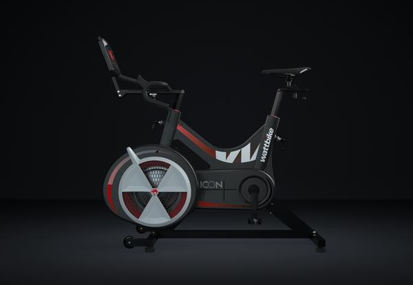 The new Wattbike Icon is the evolution of the Pro/Trainer and includes the new Performance Touchscreen