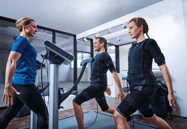 miha bodytec supplied equipment for ViveFitness