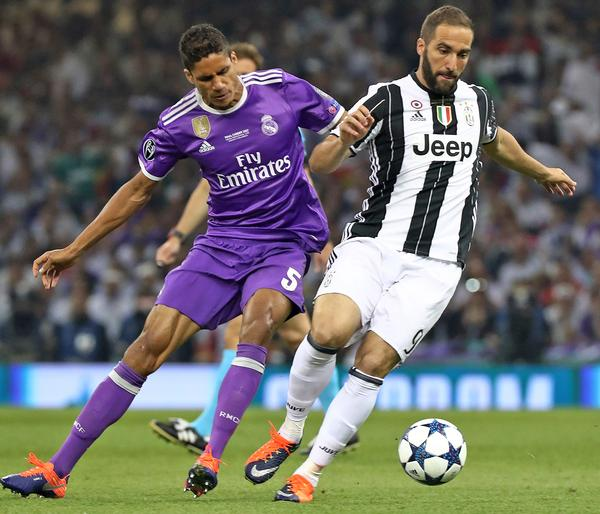 Real Madrid and Juventus both boast huge global followings / © shutterstock/CRImage