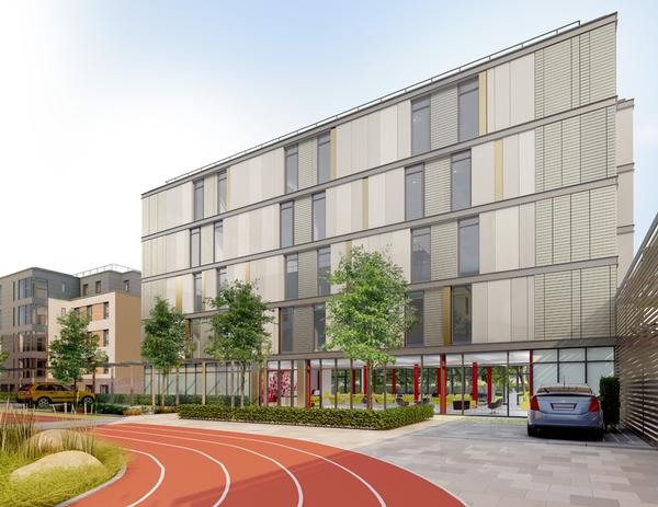 Loughborough University's hotel featuring altitude bedrooms
