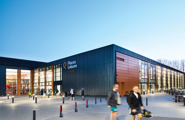 Places Leisure recently opened a Places Gym within one of Places for People's housing developments in Edinburgh