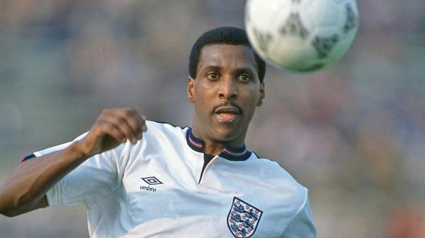 Viv Anderson, England's first black footballer, endured racism