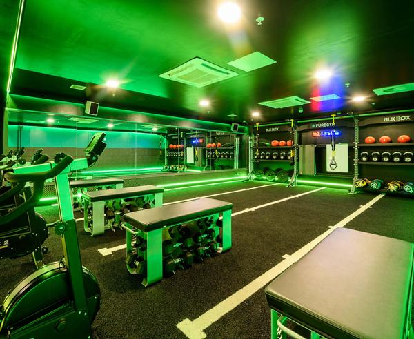 Functional Training Zone - PureGym London Wall