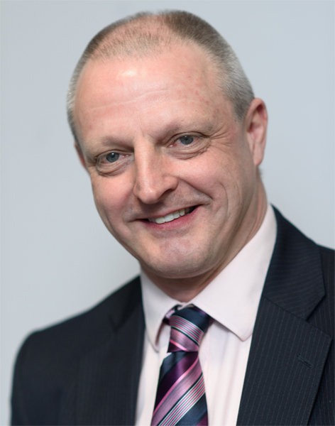 Craig Smart, Operations Director,