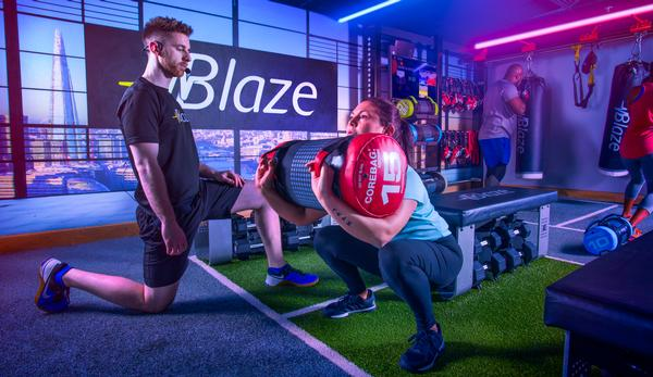 DLL members get access to Blaze as part of their membership
