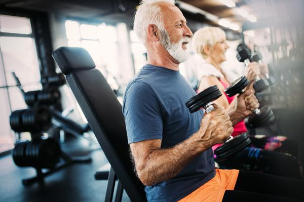 The over-50s market is still relatively untapped by the fitness industry, offering growth opportunities for clubs / PHOTO: SHUTTERSTOCK.COM