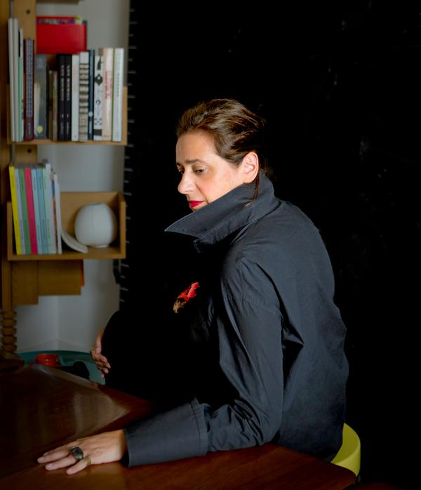 After working for Christian Liaigre in Paris, Mahdavi launched her practice in 1999