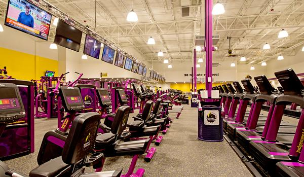 Planet Fitness clubs attract a wide demographic and offer facilities that are beyond the value of the membership, which is priced at just $10 per month