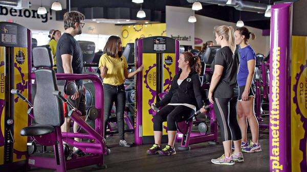 Bridges owns Planet Fitness, one of the biggest operators in the world / PHOTO: FITNESS HUT