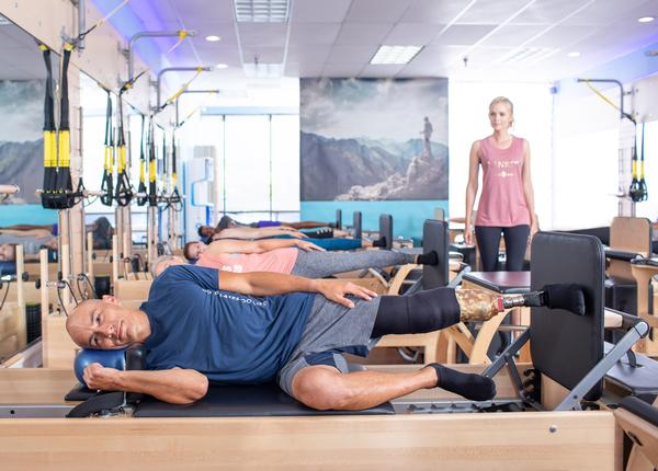 Club Pilates currently has 800 franchisees in the US