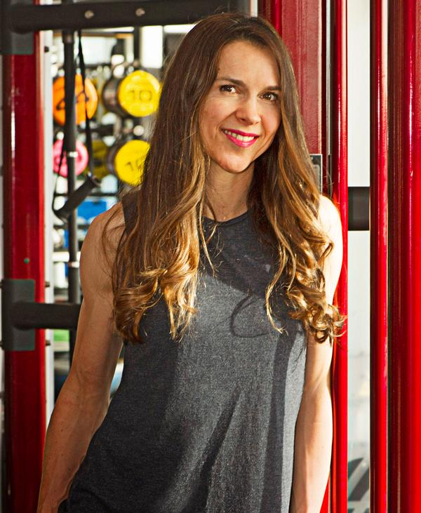 Michelle Dand, DLL head of fitness product and programming / PHOTO: KATE CRACKNELL