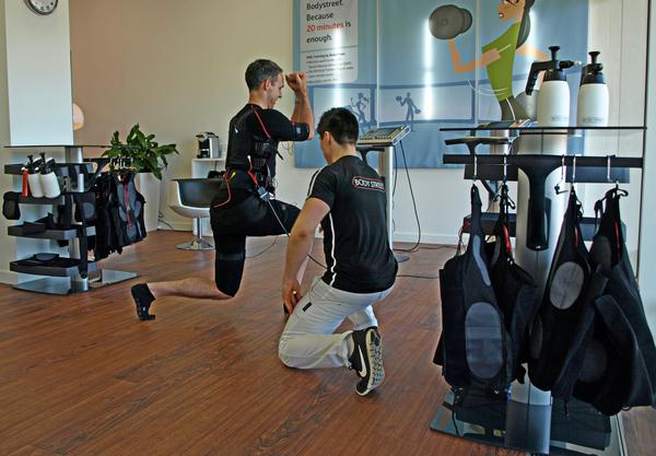 Clients that engage with Bodystreet know they'll receive top quality service