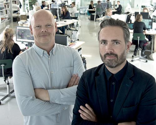 Ole Schrøder and Flemming Rafn Thomsen
