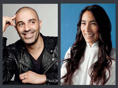 Dror Benshetrit and Di-Ann Eisnor