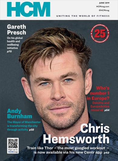 Health Club Management, 2019 issue 6