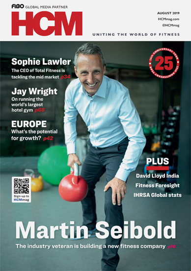 Health Club Management, 2019 issue 8