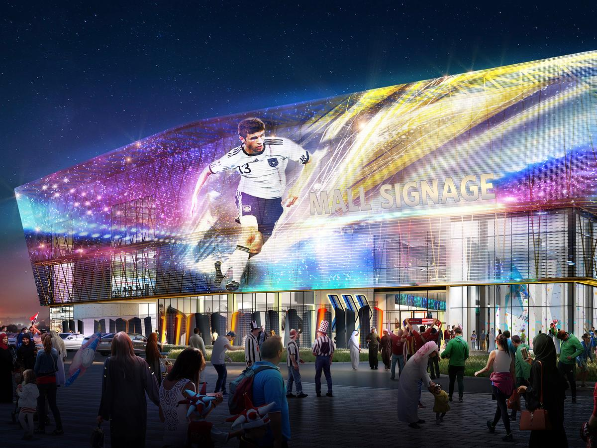 Sports Society is expected to open in 2020. / Courtesy of Viva City/Sports Society