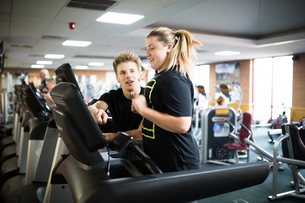 The training will provide gym staff with the skills to encourage members to get the most out of technology