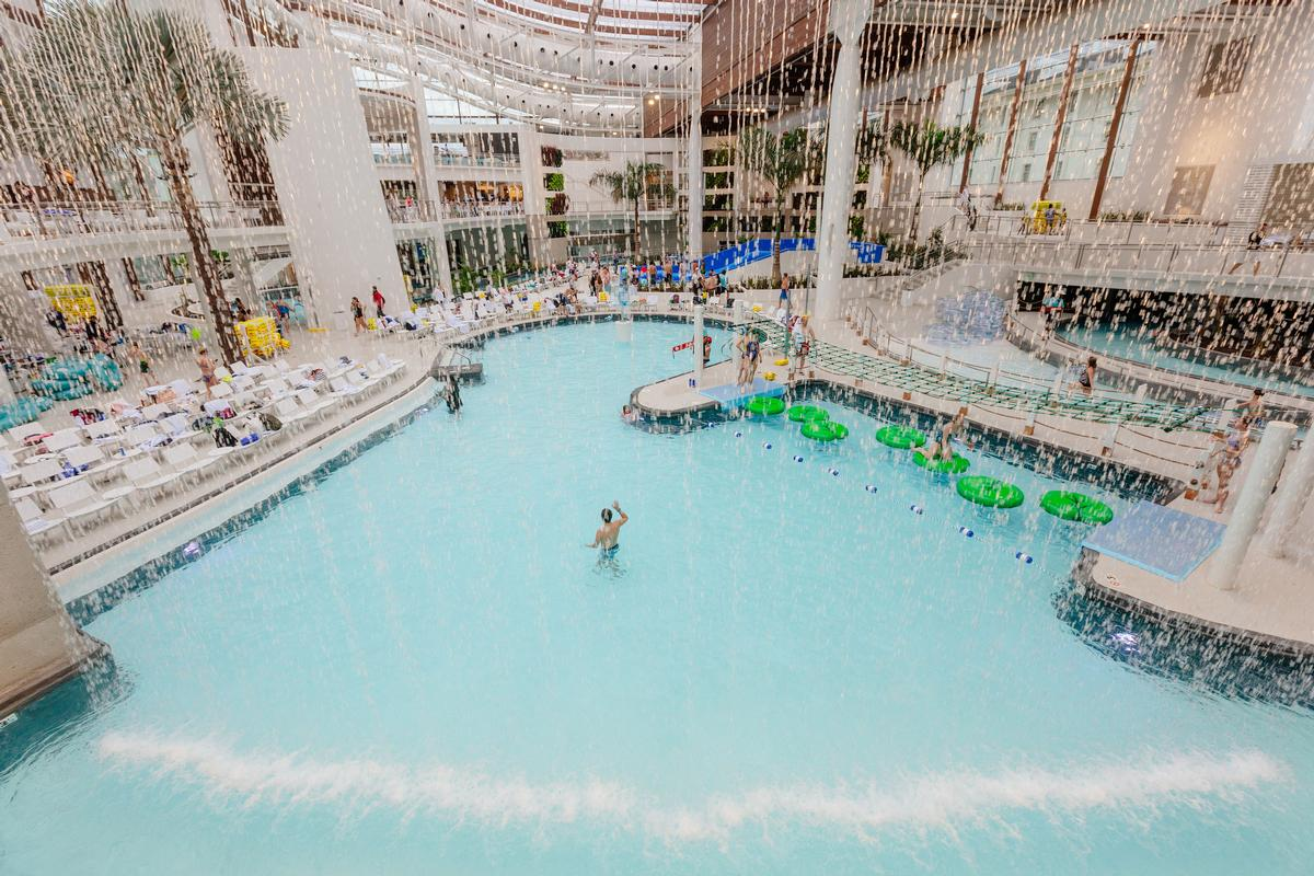 US$90m Soundwaves waterpark opens at Gaylord Opryland Resort
