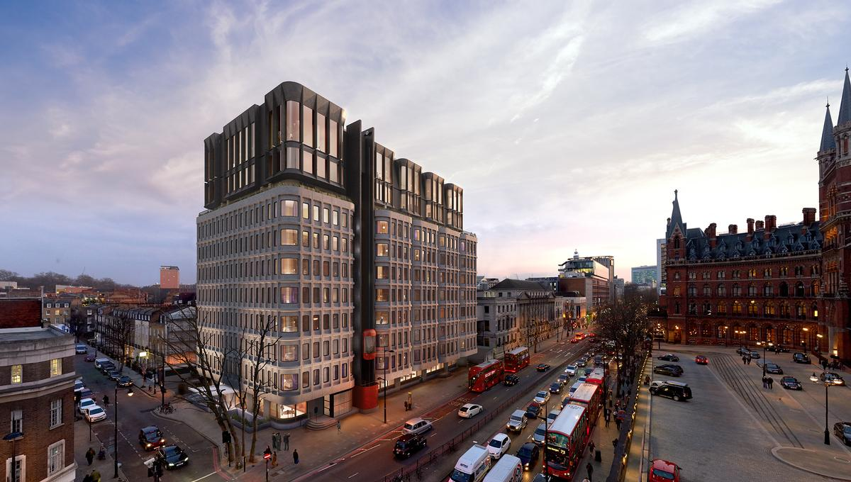 Brutalist civic building to be reborn as The Standard's first international hotel