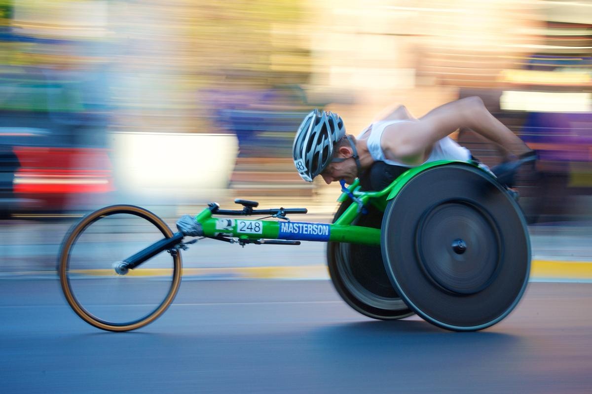 Regain is dedicated to improving the independence of those who have become tetraplegic as a result of sporting accidents / Regain