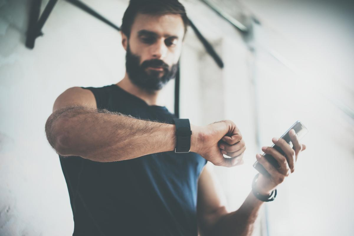 Wearable tech came top of the 20 trends identified by ACSM