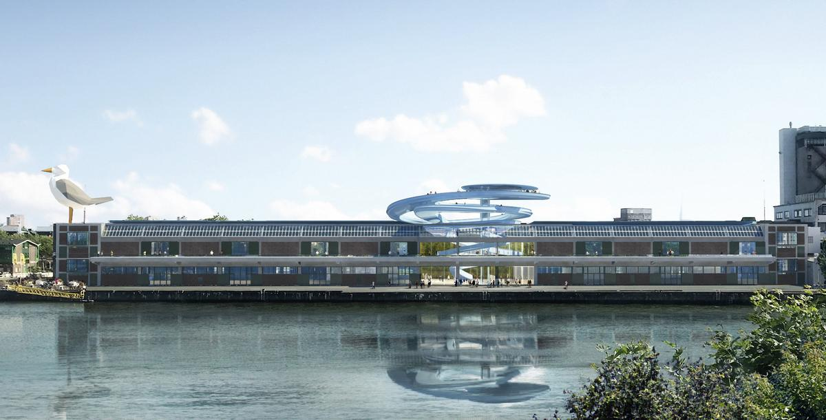 Wim Pijbes, director of the Droom en Daad foundation, said the Fenix building would offer a