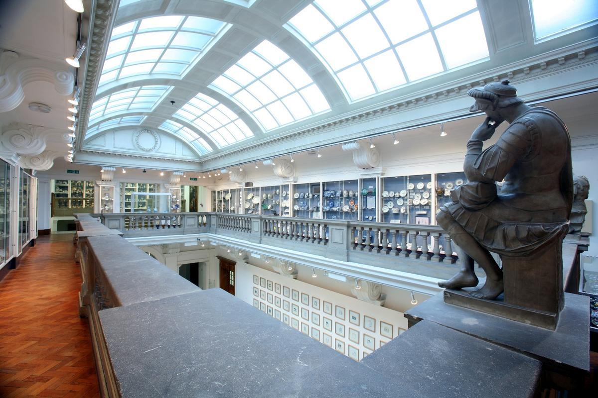 The Glynn Vivian Art Gallery, Swansea / John Weaver Contractors