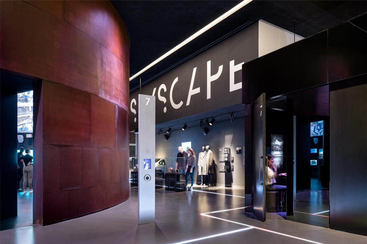 Spyscape opened in Manhattan in February 2018