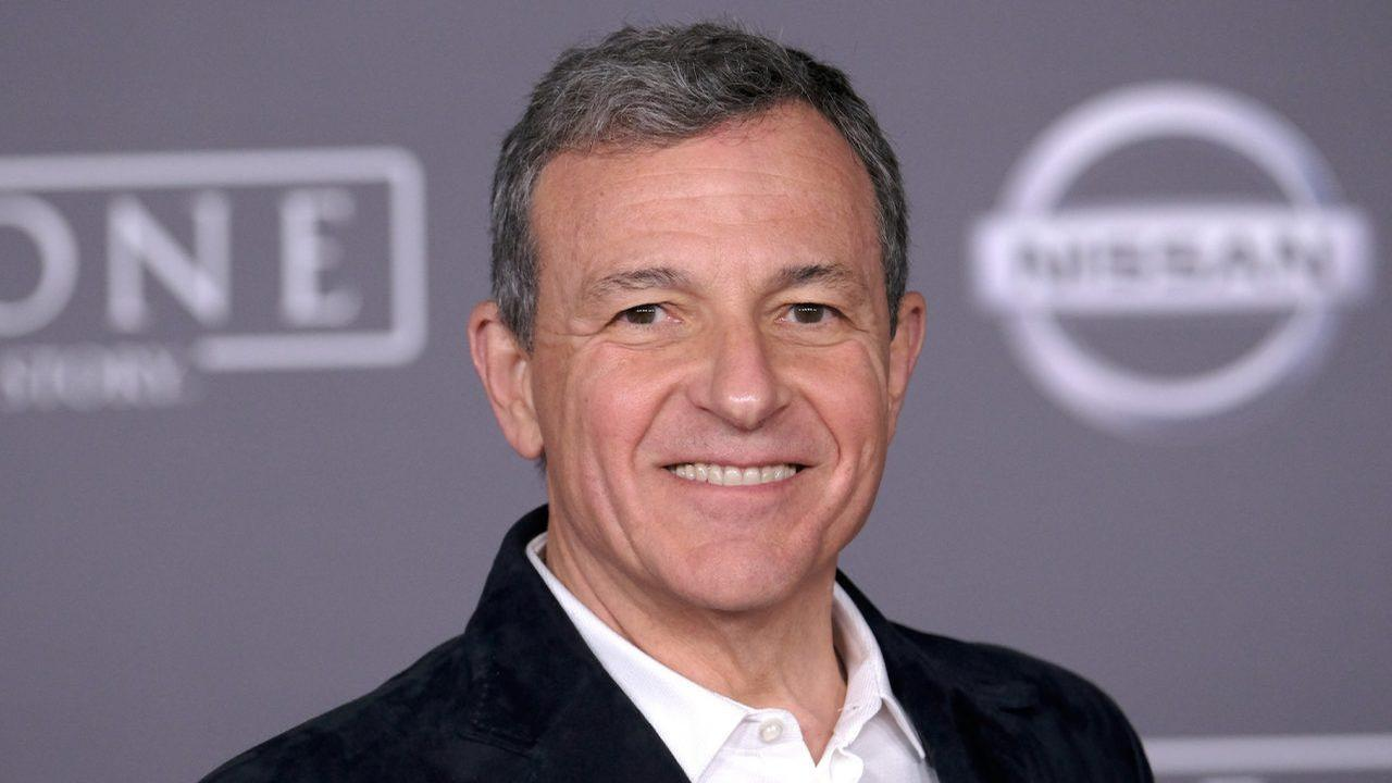Iger said the 'patriot' in him was his reason to consider a Presidential campaign