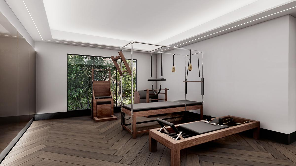 In a statement, Equinox said a 'continuum of care sets an E Madison Avenue membership apart'. / Courtesy of Studio Munge